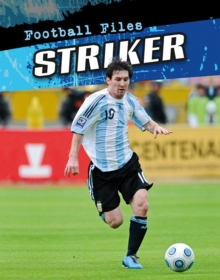 Striker, Hardback Book