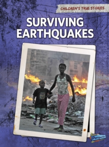 Surviving Earthquakes, Paperback Book