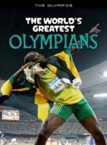 The World's Greatest Olympians, Hardback Book
