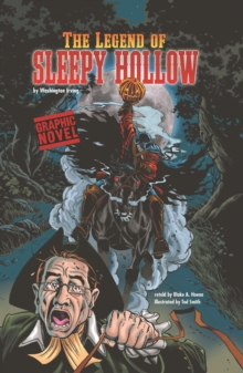 The Legend of Sleepy Hollow, Paperback Book
