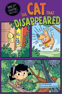 The Cat that Disappeared, Paperback Book