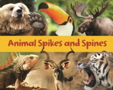 Animal Spikes and Spines, Paperback Book