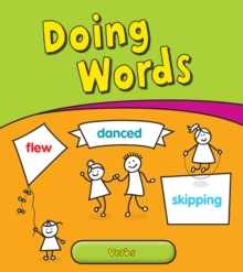 Doing Words : Verbs, Hardback Book