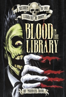 Blood in the Library, Paperback Book