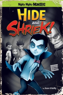 Hide and Shriek!, Paperback Book