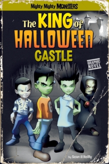 The King of Halloween Castle, Paperback Book
