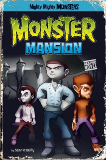 Monster Mansion, Paperback Book