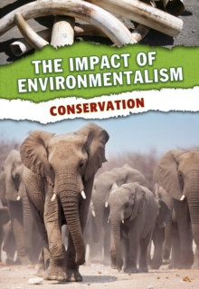 Conservation, Hardback Book