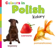Colours in Polish : Kolory, Paperback Book