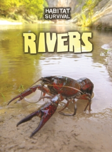 Rivers, Hardback Book