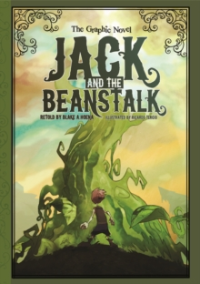 Jack and the Beanstalk : The Graphic Novel, Paperback / softback Book