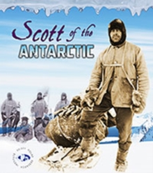 Scott of the Antarctic, Paperback Book