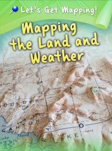 Mapping the Land and Weather, Paperback Book
