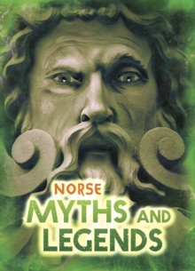 Norse Myths and Legends, Paperback Book