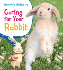 Bunny's Guide to Caring for Your Rabbit, Hardback Book
