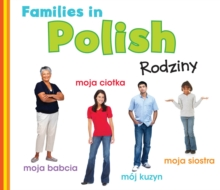 Families in Polish: Rodziny, Paperback / softback Book