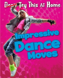 Impressive Dance Moves, Paperback Book