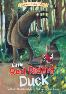 Little Red Riding Duck, Paperback / softback Book