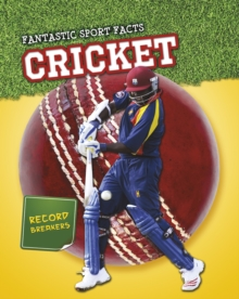 Cricket, Hardback Book