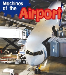 Machines at the Airport, Paperback / softback Book