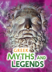 Greek Myths and Legends, Paperback Book