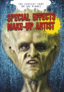 Special Effects Make-up Artist, Paperback Book