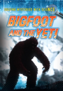 Bigfoot and the Yeti, Paperback Book