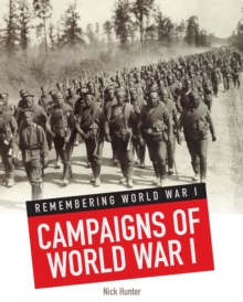 Campaigns of World War I, Hardback Book