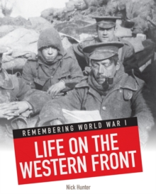 Life on the Western Front, Hardback Book