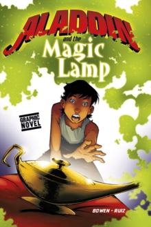 Aladdin and the Magic Lamp, Paperback Book