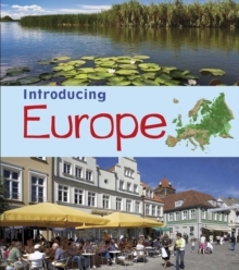 Introducing Europe, Hardback Book