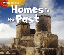 Homes in the Past, Paperback / softback Book