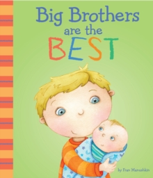 Big Brothers are the Best!, Paperback Book