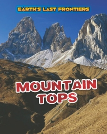 Mountain Tops, Hardback Book