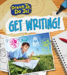 Get Writing!, Paperback / softback Book