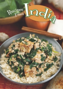 Recipes from India, Paperback Book