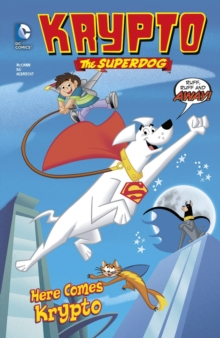 Here Comes Krypto, Hardback Book