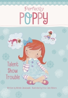 Talent Show Trouble, Paperback Book