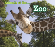 Animals at the Zoo, Paperback Book