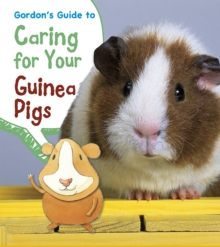Gordon's Guide to Caring for Your Guinea Pigs, Hardback Book