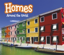 Homes Around the World, Paperback Book