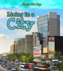 Living in a City, Hardback Book