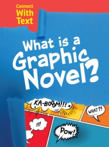 What is a Graphic Novel?, Paperback / softback Book