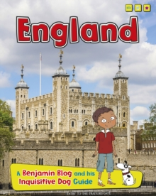 England : A Benjamin Blog and His Inquisitive Dog Guide, Hardback Book