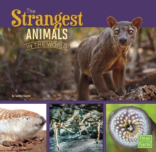 The Strangest Animals in the World, Hardback Book