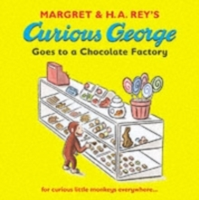 Curious George Goes to a Chocolate Factory, Paperback Book