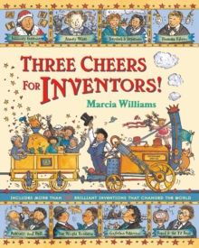 Three Cheers for Inventors!, Paperback Book