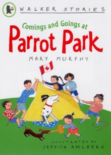 Comings and Goings at Parrot Park, Paperback Book