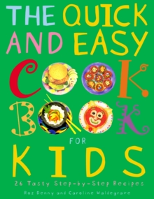 Quick And Easy Cookbook For Kids, Paperback Book