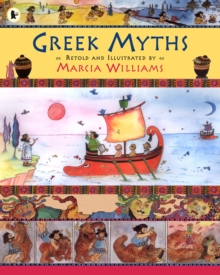 Greek Myths, Paperback / softback Book